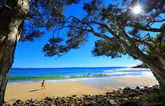Teatree Bay, Noosa National Park, Australie © Tourism and Events Queensland