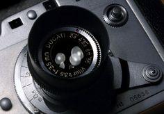 The '50's Ducati Sogno Camera.