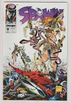Spawn Vol 1 9 Modern Age Comic Book.  NM.  by RubbersuitStudios