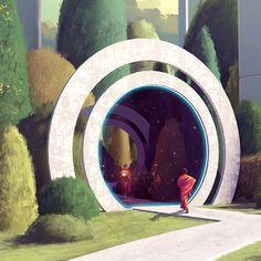 Sylvain Sarrailh - Jardin futur