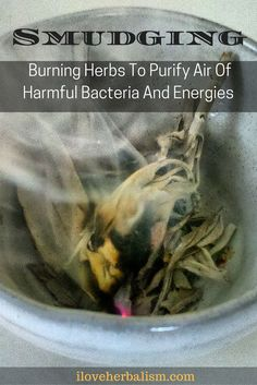 [VIDEO] How to use Sage to Purify your home!