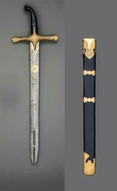 The sword which was used by the Prophet Muhammad ( sal )