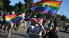 Israel: Marcha del orgullo gay convoca a 25 mil personas en Jerusalén