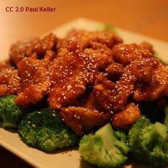 Dukan Diet Chicken Recipes: Chicken Supreme & Sesame Chicken | thedukandietsite.com