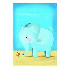 Elephant's Present. by Kerry Meyer.   www.kerrymeyer.com