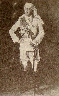 Osmanlı Hanedan Fotoğrafları Murat V - Osman Fuad Efendi