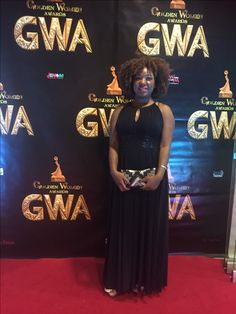 Nominee for the Golden woman award