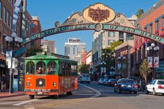 Gaslamp Quarter in Downtown San Diego ... just minutes away from The Days Hotel - Hotel Circle