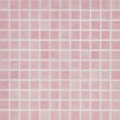 Bedrosians True 1 x 1 - Pink / 12 x 12
