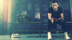"""Sarah Ourahmoune : """"AVANT LE COMBAT, JE SUIS PLUTÔT COOL"""" #Coach #Coaching…"""