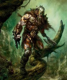 goliath warden - Google Search