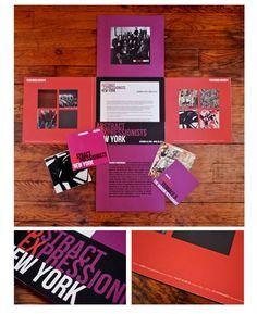 Resultado de imagem para MOMA folder graphic design