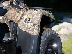 New 2016 Can-Am Outlander L DPS 570 Mossy Oak Break-Up C ATVs For Sale in Wisconsin. 2016 Can-Am Outlander L DPS 570 Mossy Oak Break-Up Country Camo, 2016 Can-Am® Outlander L DPS 570 UNMATCHED ALL-TERRAIN PERFORMANCE Raise your expectations, not your price range. Get the all-terrain performance you'd expect from Can-Am at the most accessible price ever. With the added comfort of Tri-Mode Dynamic Power Steering (DPS). Features may include: ROTAX 450 AND 570 ENGINES OPTIONS CATEGORY-LEADING…