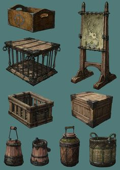 Props for Tera by crs1009.deviantart.com on @deviantART