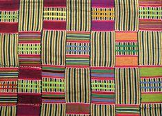ashanti kente