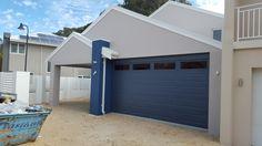 Bassendean - 3036 - Custom designed home on a narrow block with customised Garage door