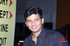 Jiiva at Thirunaal Movie Success Meet