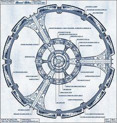 deep space nine | blueprint