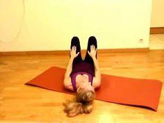 Exercitii pentru topirea grasimilor de pe abdomen - YouTube