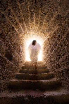 """""""He is not here, for He has risen, just as He said."""" ~ Matthew 28:6"""