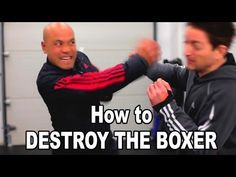 Wing Chun training - Wing chun how to destroy the boxer follow up - YouTube