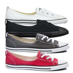 Converse Women's CT Ballet Lace Shoes #Converse #athletic ~ LOVE THESE. . .