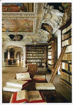 Baroque Library.