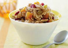 Quinoa-Rice Granola from @Vegetarian Times