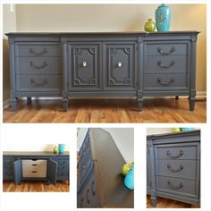 A personal favorite from my Etsy shop https://www.etsy.com/listing/226888620/sold-grand-buffetdresser
