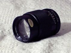 A Junkee Shoppe Junk Market Stop: CHINAR F135mm Threaded Connection Camera Lens Used... Click Link Here To View >>>> http://ajunkeeshoppe.blogspot.com/2015/10/chinar-f135mm-threaded-connection.html