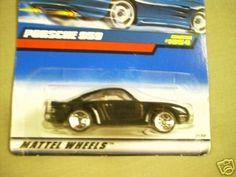 Mattel Hot Wheels 1999 1:64 Scale Black Porsche 959 Die Cast Car Collector #1054 by Hot Wheels. $0.49. Mattel Hot Wheels 1999 1:64 Scale Black Porsche 959 Die Cast Car Collector #1054