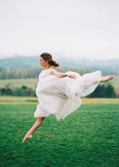 I wish to live a life that causes my soul to dance inside my body.  ~ Dele Olanubi