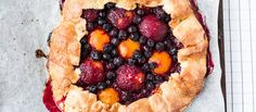 Thermomix Plum Galette