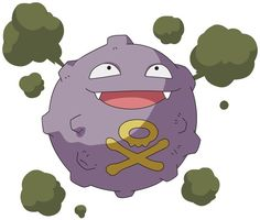 Koffing | The Definitive Ranking Of The Original 151 Pokémon