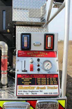 Round Rock Texas Fire Department Skeeter Brush Truck Fire Dept, Fire Department, Round Rock Texas, Brush Truck, Wildland Fire, Fire Apparatus, Firefighting, Fire Engine, Hospitals