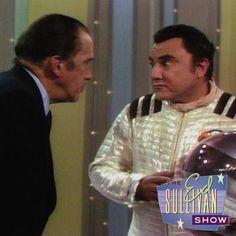 "bill dana on ed sullivan show, ""my name jose jimenez"""