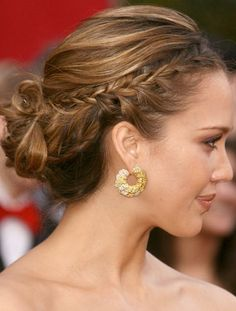 25 hairstyles to try this spring--braided updos and more