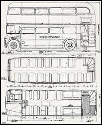 Routemaster london bus blueprint cars bp pinterest routemaster image result for routemaster bus blueprint malvernweather Images