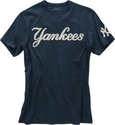 New York Yankees '47 Brand Fieldhouse Basic T-Shirt