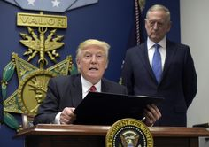 WASHINGTON (AP) — President Donald Trump signed an executive order Friday making major changes to America's policies on refugees and immigration.