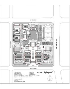 Gallery Of New Campus Of Taizhou High School / Architectural Design U0026  Research Institute Of SCUT