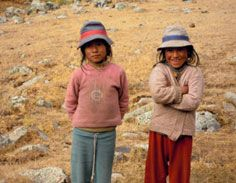 Sacred Valley Project - educating indigenous girls in Peru