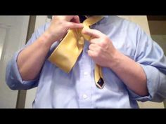 How to tie the Criss-Cross Knot