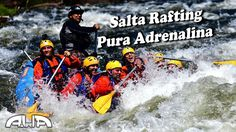 Salta Rafting - Un día a pura adrenalina