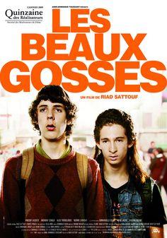 Les beaux gosses, de Riad Sattouf. Le plus drôle de mes films préférés. ♥