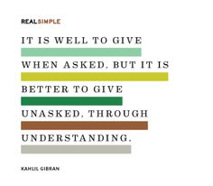 Quote by Kahlil Gibran