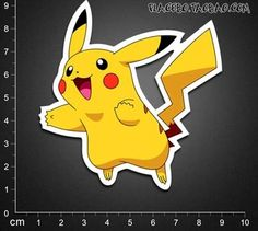 Pikachu!Luggage sticker/car, bicycle, skateboard sticker/personality stickers♦️ SMS - F A S H I O N 💢👉🏿 http://www.sms.hr/products/pikachuluggage-stickercar-bicycle-skateboard-stickerpersonality-stickers/ US $0.50