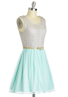 Shimmer Takes All Dress, #ModCloth