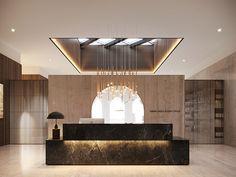 🔖 Visualization of Sheikh office Design: Hani Ashoor Localization: Jeddah,… – disguised-interpret Hotel Reception Desk, Reception Desk Design, Lobby Reception, Clinic Interior Design, Lobby Interior, Clinic Design, Healthcare Design, Hotel Lobby Design, Dental Office Design