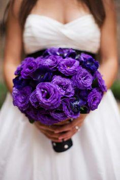 Purple Lisianthus mochocolicious